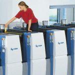 Maszyna do drukowania Rapida KBA